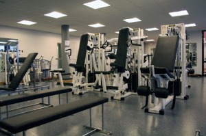 Salle musculation